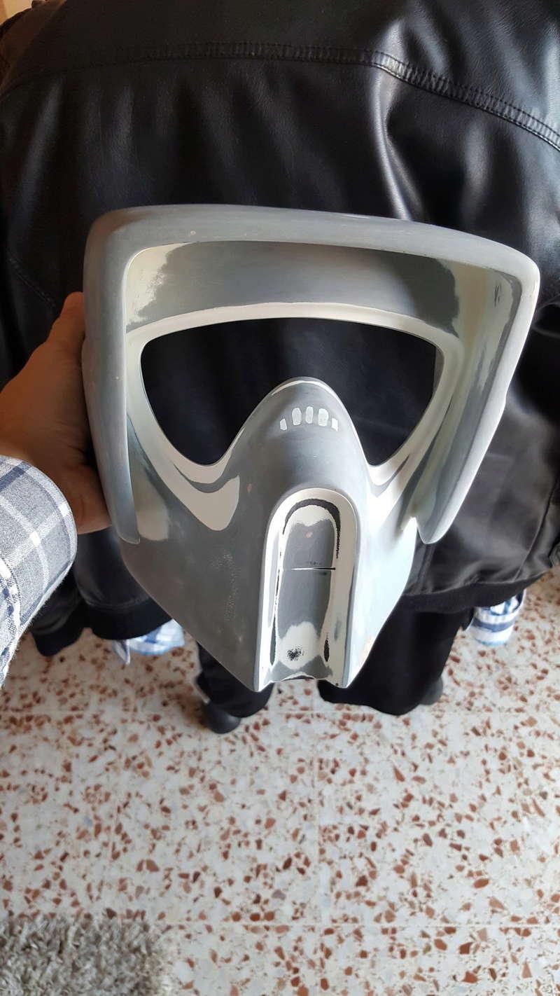 """Biker Scout Helmet Project"" 20170311"