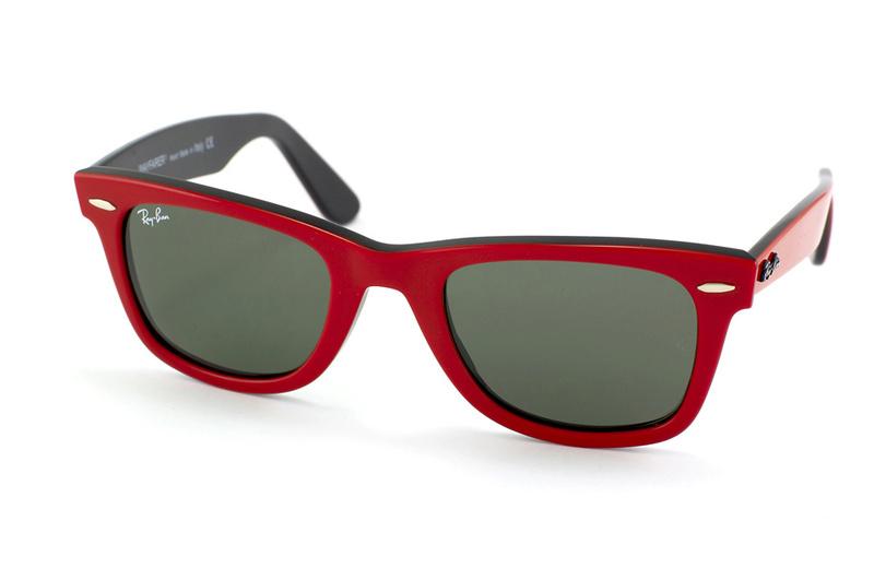 Брендовые солнцезащитные очки RAY BAN от ottics.ru 133
