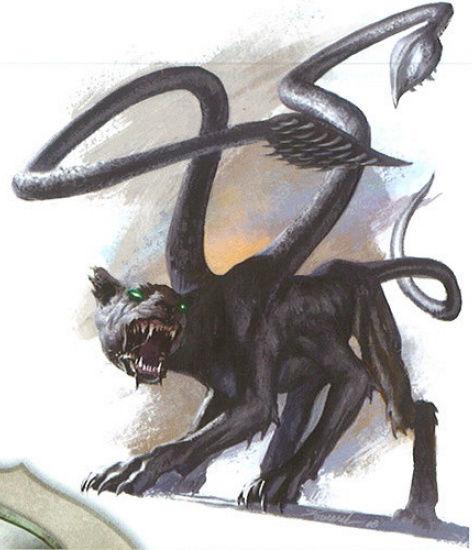 Monstruos de Rango B Bestia10