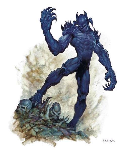 Monstruos de Rango A Camina10