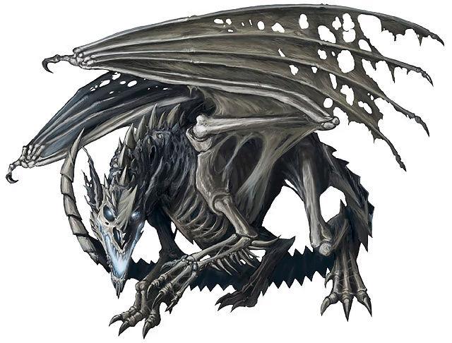 Monstruos de Rango S Dracol10
