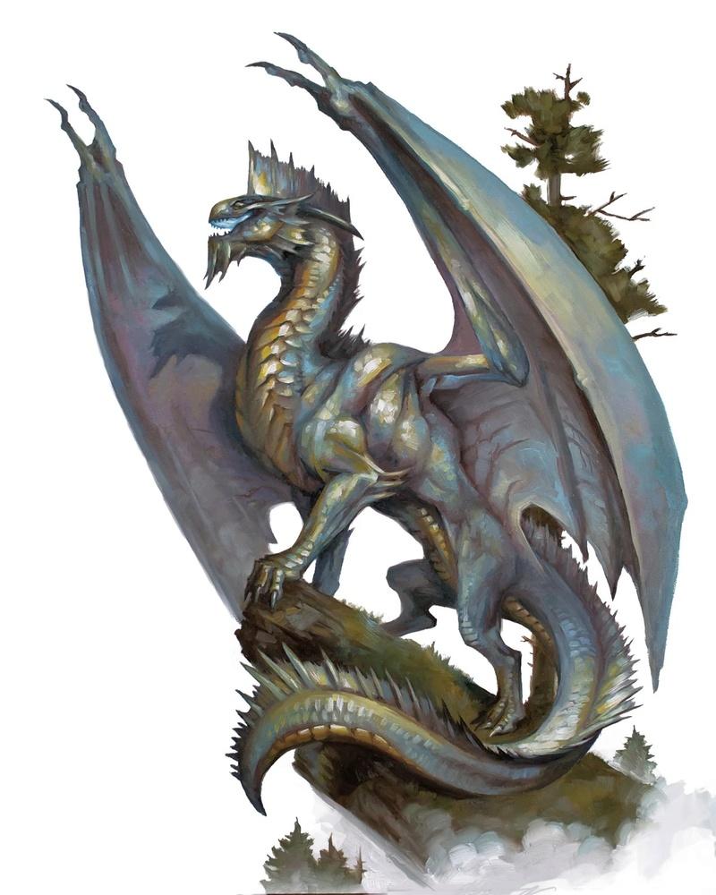 Monstruos de Rango S Dragon10