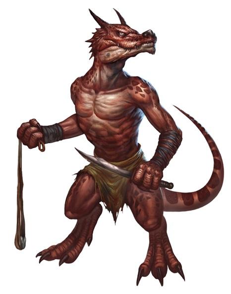 Monstruos de Rango C Kobold10