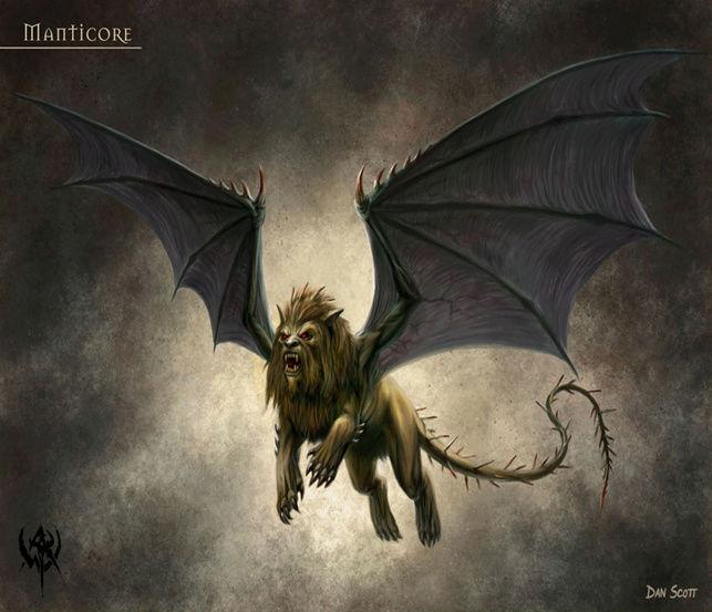 Monstruos de Rango B Mantic10