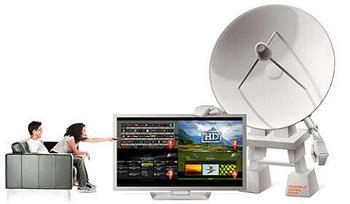 Eutelsat si face treaba pe satelit Eut10