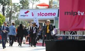 Expozitia MIPTv 2017 de la Cannes Mi10