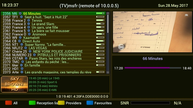 Receptoare 4K - Mut@nt 51HD acelasi cu AX HD51 4K R410