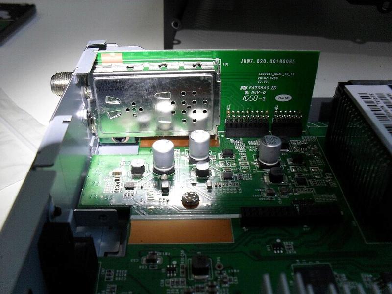 OCTAGON SF4008 4K Tuner10
