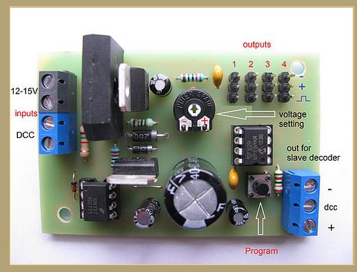 Des servos pour vos aiguilles - Page 6 Module10