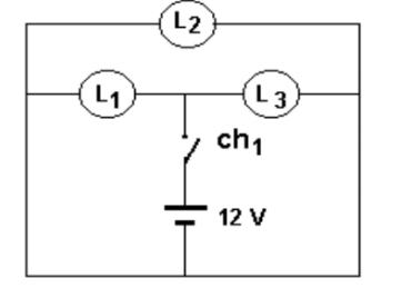 Circuito elétrico Circui12