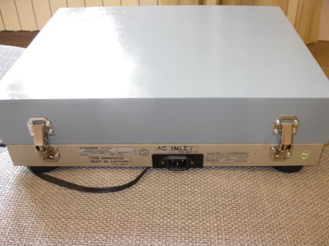 Valutazione TT Technics SL 3210 e Pioneer PL 514 Img_1134