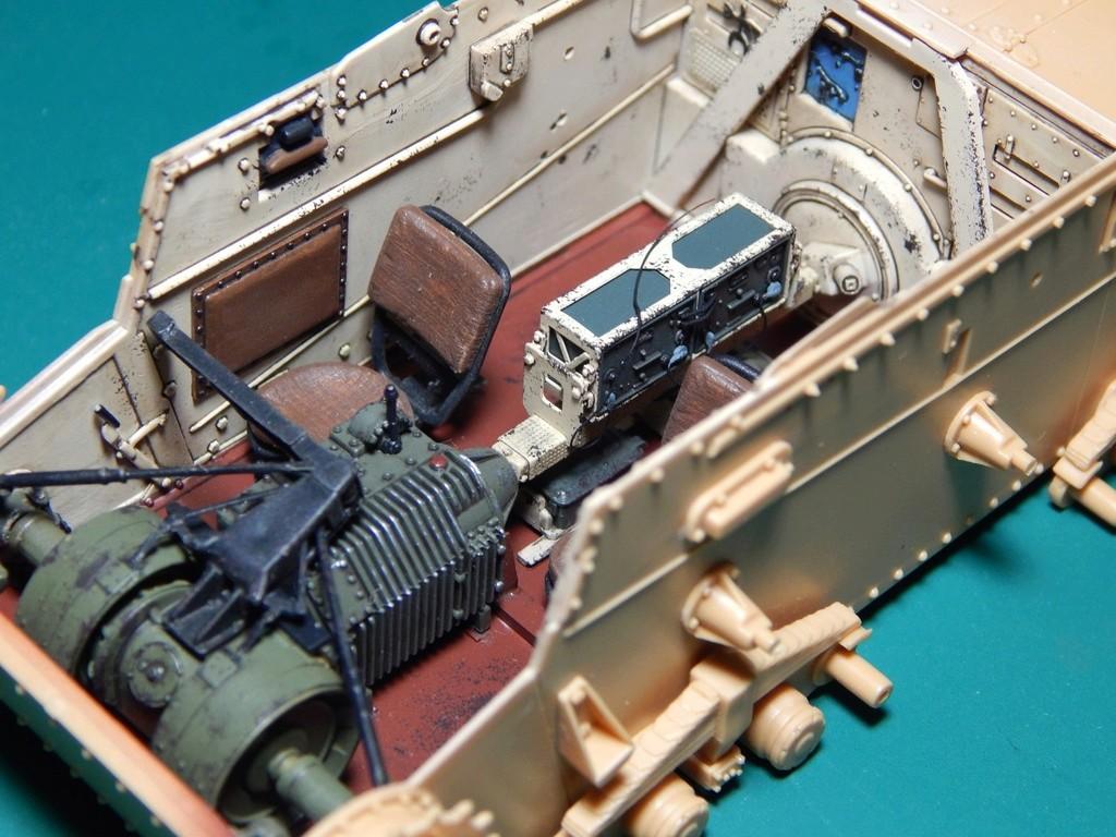 German 7,5cm Pak40 Fgst. Pz.Kpfw. Marder III Ausf.H Dscn4718