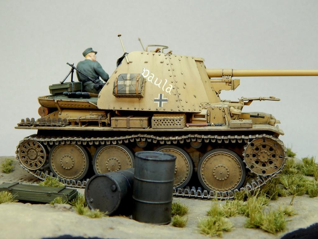 German 7,5cm Pak40 Fgst. Pz.Kpfw. Marder III Ausf.H Dscn5257