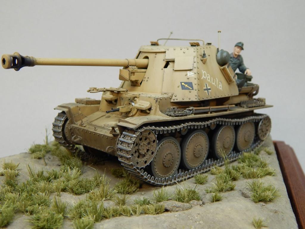 German 7,5cm Pak40 Fgst. Pz.Kpfw. Marder III Ausf.H Dscn5258