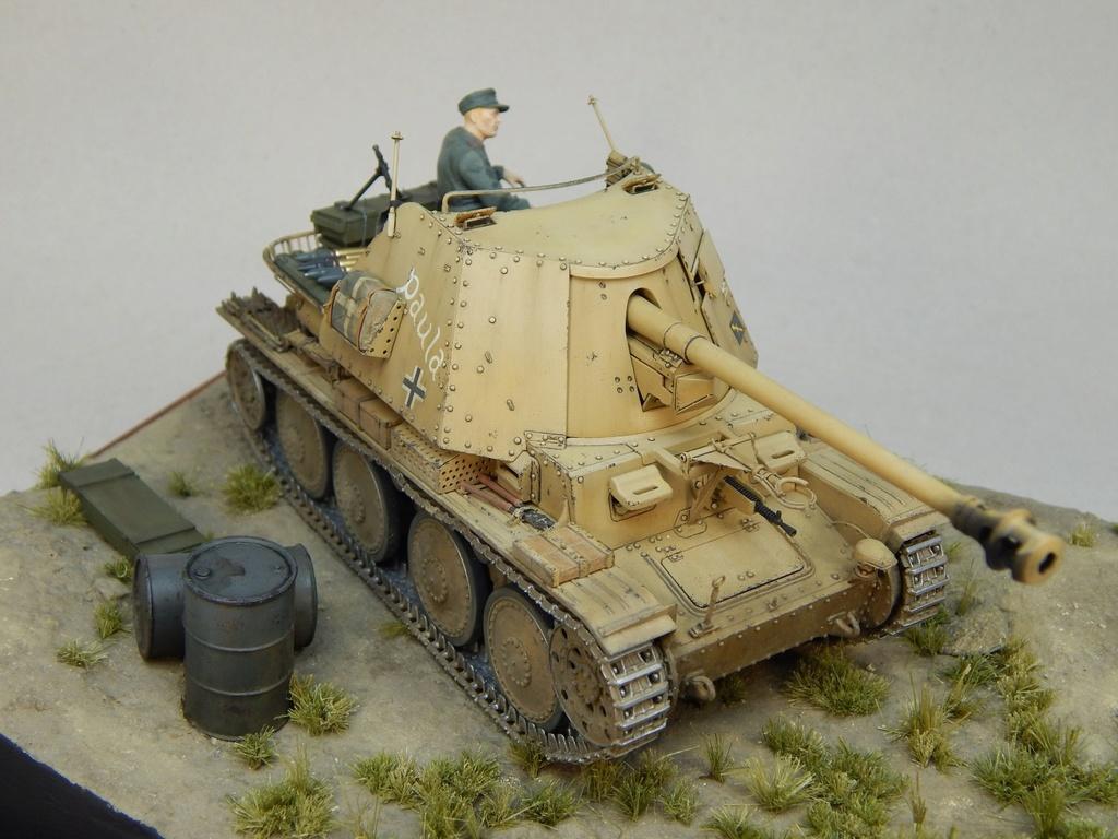 German 7,5cm Pak40 Fgst. Pz.Kpfw. Marder III Ausf.H Dscn5259