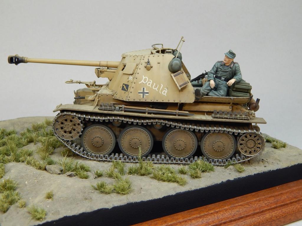 German 7,5cm Pak40 Fgst. Pz.Kpfw. Marder III Ausf.H Dscn5261