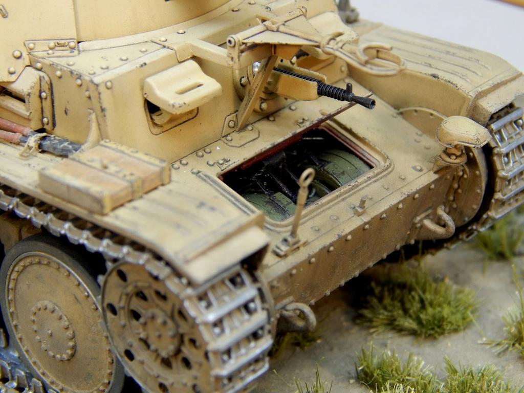 German 7,5cm Pak40 Fgst. Pz.Kpfw. Marder III Ausf.H Dscn5263