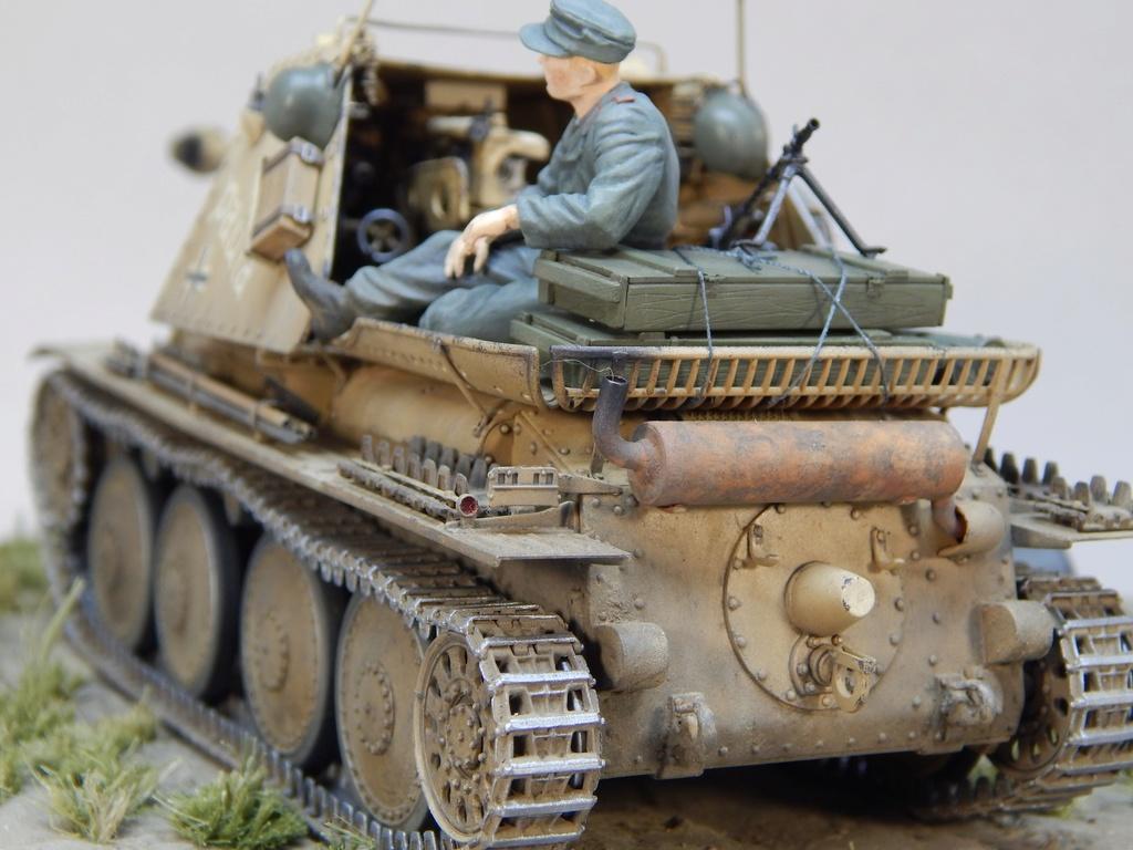 German 7,5cm Pak40 Fgst. Pz.Kpfw. Marder III Ausf.H Dscn5337