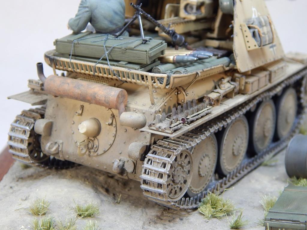 German 7,5cm Pak40 Fgst. Pz.Kpfw. Marder III Ausf.H Dscn5339