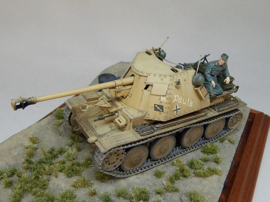 German 7,5cm Pak40 Fgst. Pz.Kpfw. Marder III Ausf.H Dscn5341
