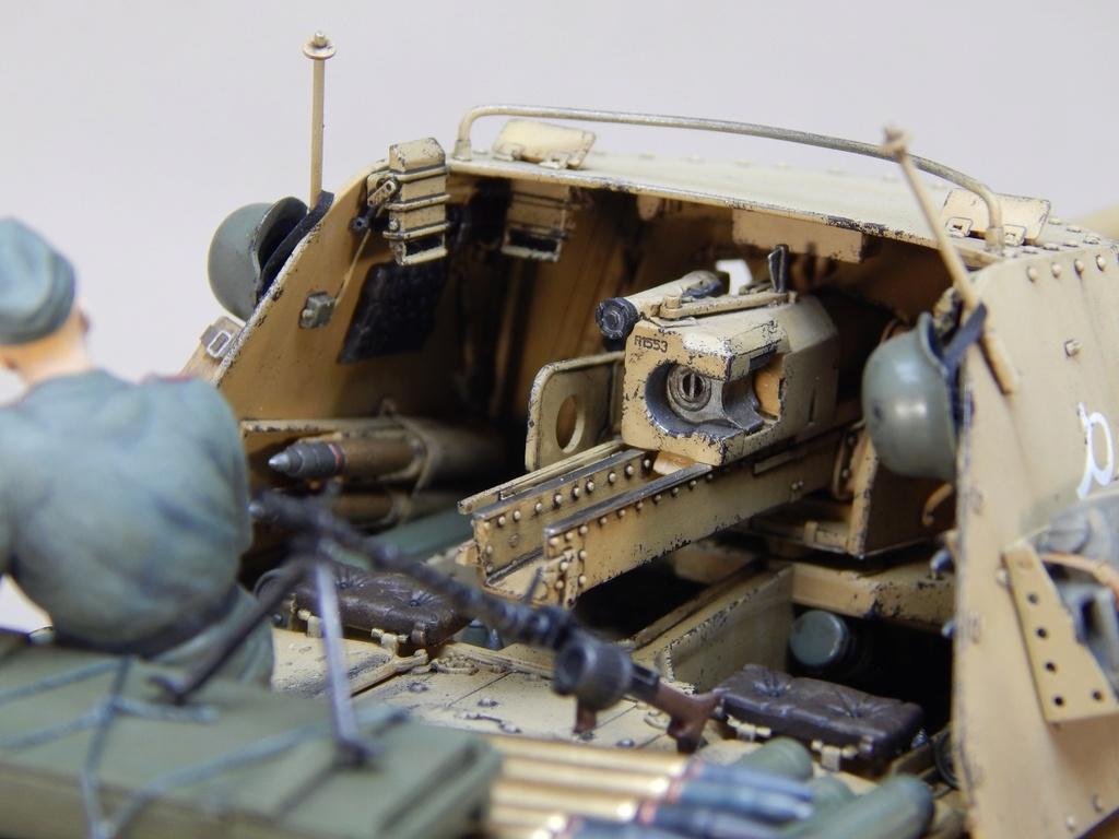 German 7,5cm Pak40 Fgst. Pz.Kpfw. Marder III Ausf.H Dscn5343