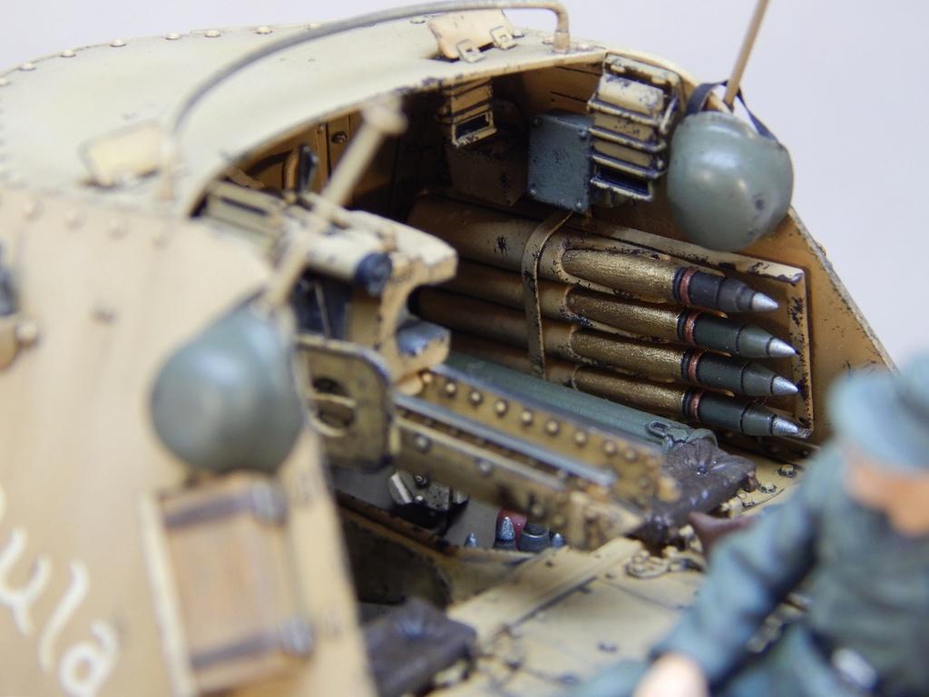 German 7,5cm Pak40 Fgst. Pz.Kpfw. Marder III Ausf.H Dscn5344