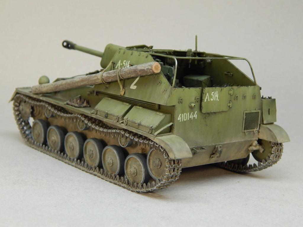 Самоходная артиллерийская установка Су-76М Dscn5353