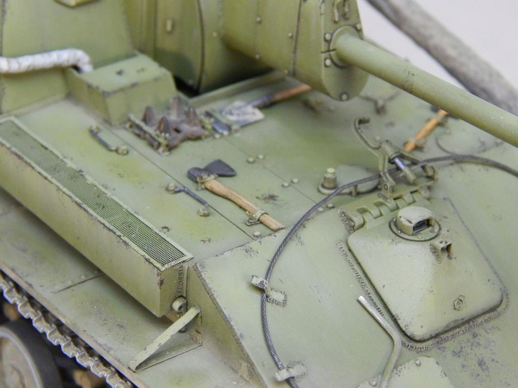 Самоходная артиллерийская установка Су-76М Dscn5358