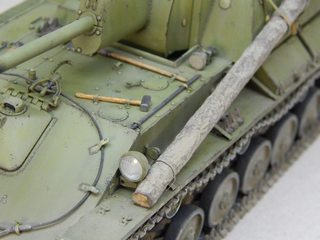 Самоходная артиллерийская установка Су-76М Dscn5360