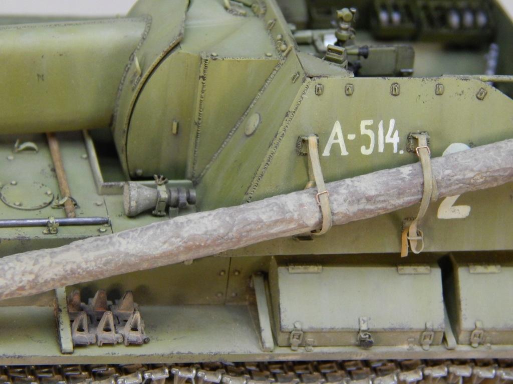 Самоходная артиллерийская установка Су-76М Dscn5361