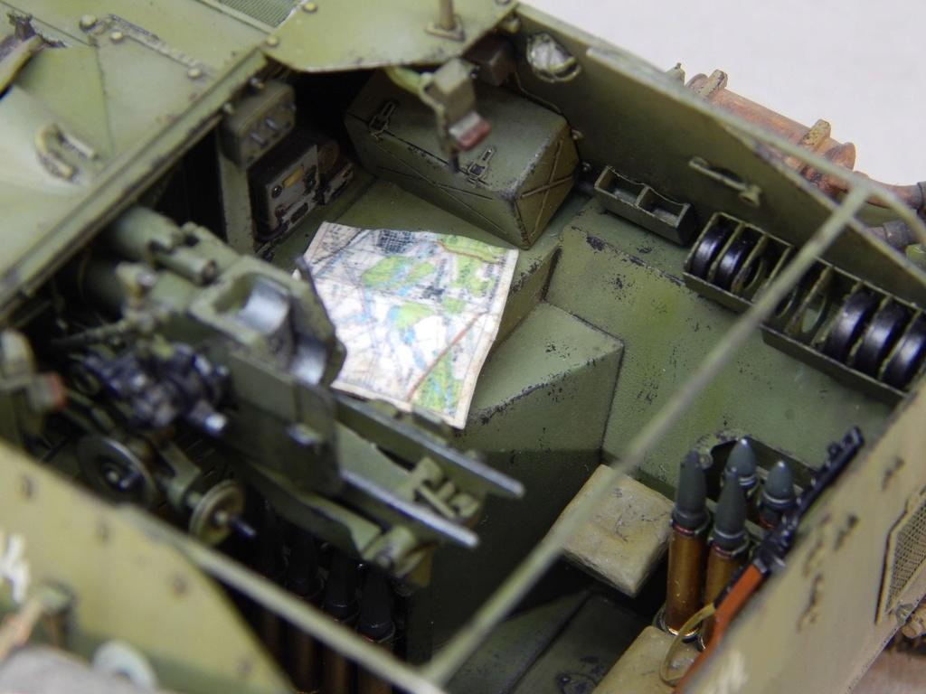Самоходная артиллерийская установка Су-76М Dscn5363