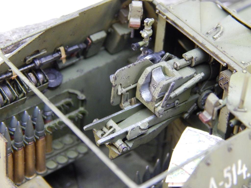 Самоходная артиллерийская установка Су-76М Dscn5364