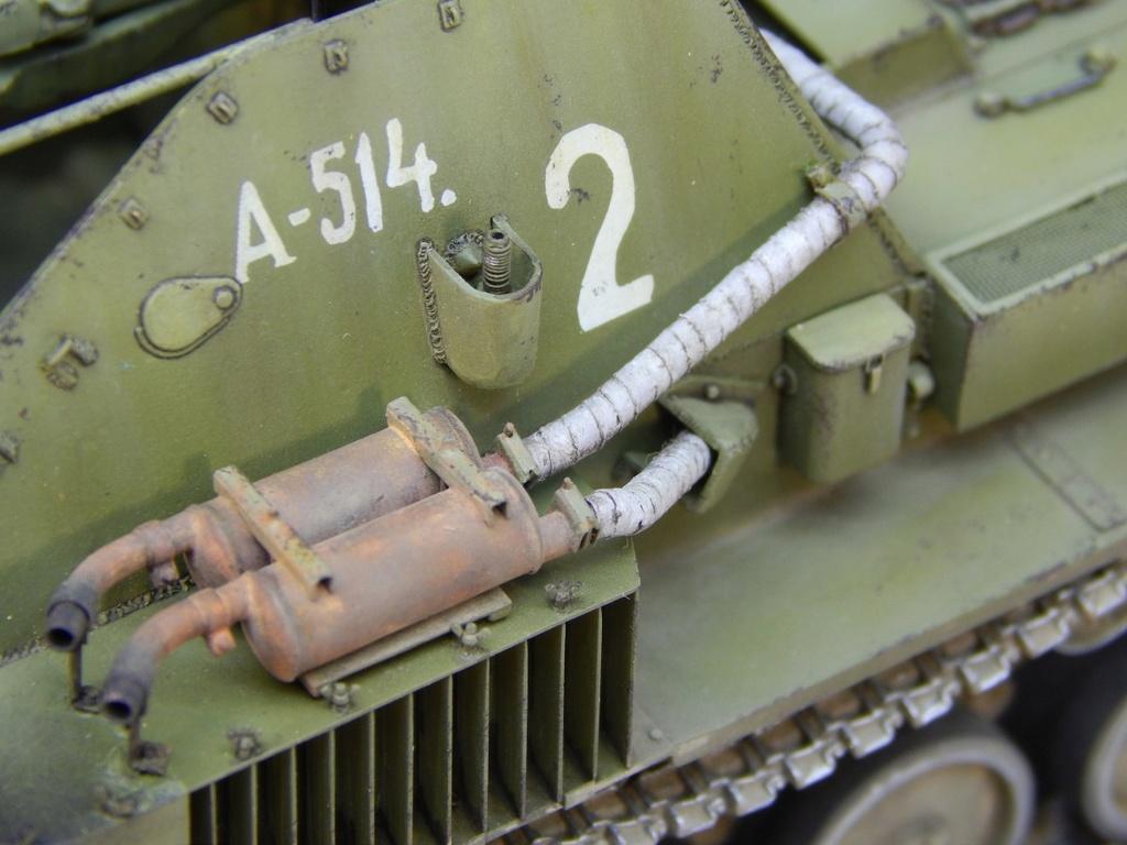 Самоходная артиллерийская установка Су-76М Dscn5365