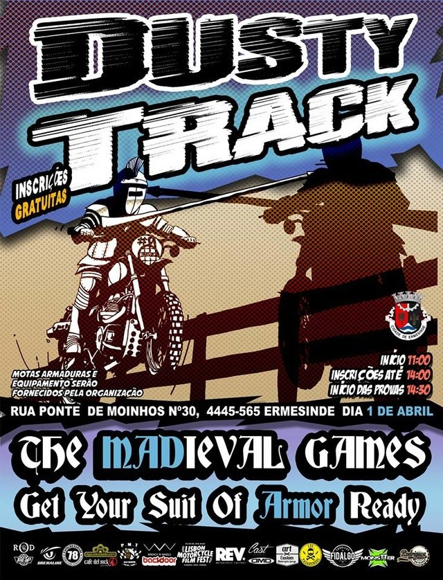 Dusty Track The Madieval Games 16939210