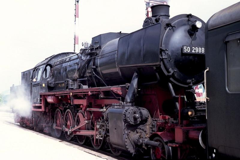 50 2988 auf der Sauschwänzlebahn Shtand20