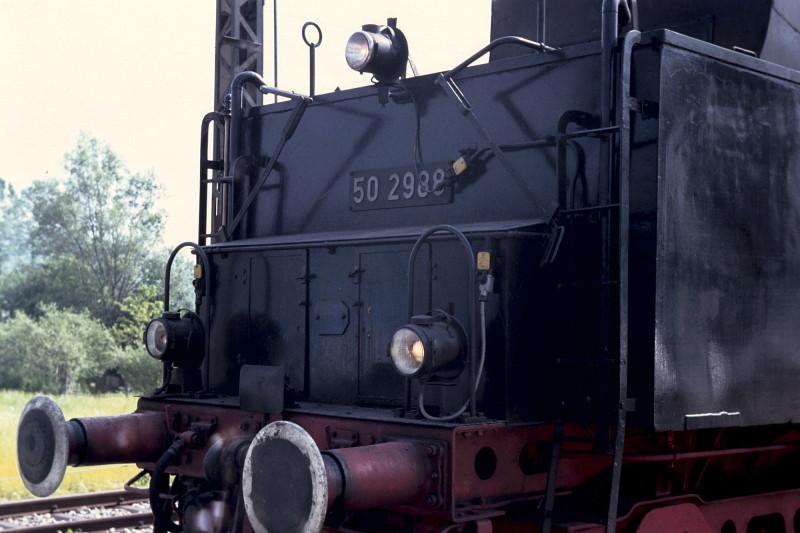 50 2988 auf der Sauschwänzlebahn Shtand21