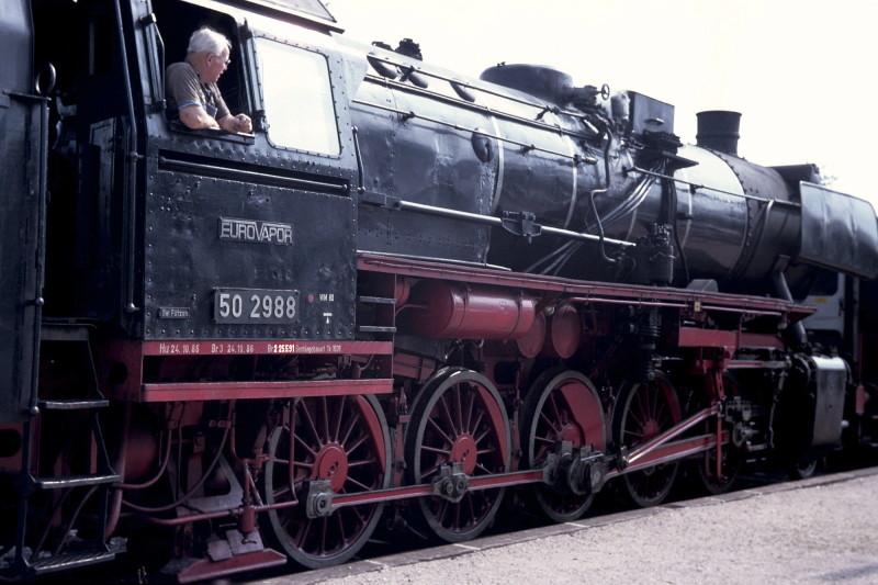 50 2988 auf der Sauschwänzlebahn Shtand22