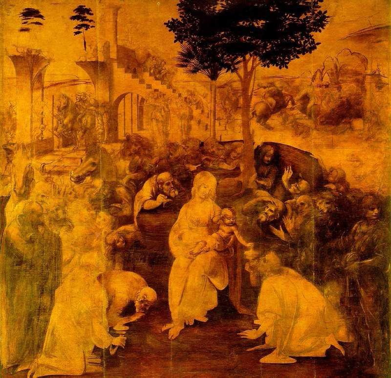Os segredos de Leonardo da Vinci Sem_t131