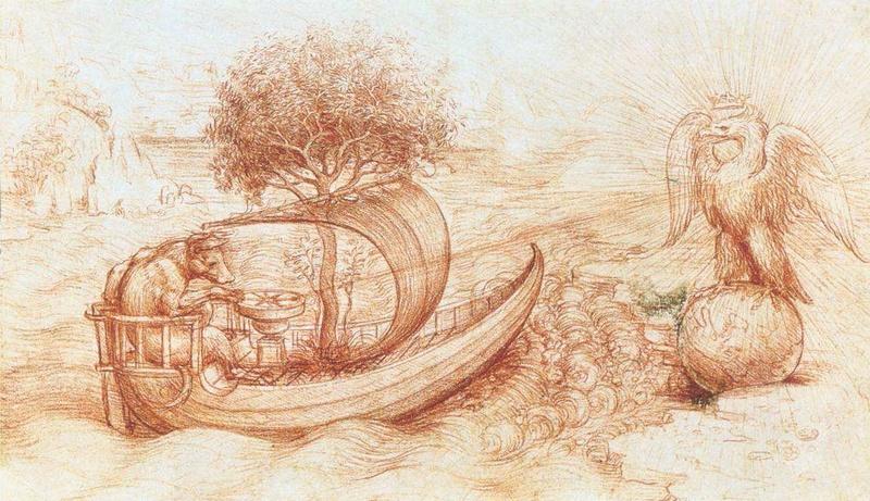 Os segredos de Leonardo da Vinci Sem_t199