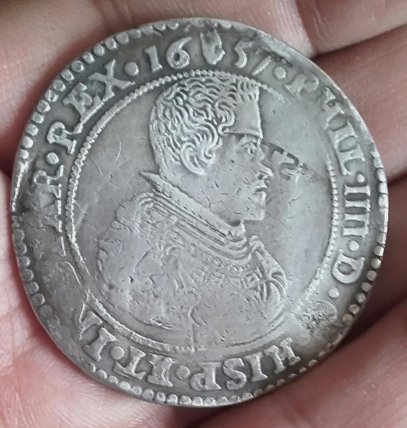 ducatón Felipe IV Img_2034