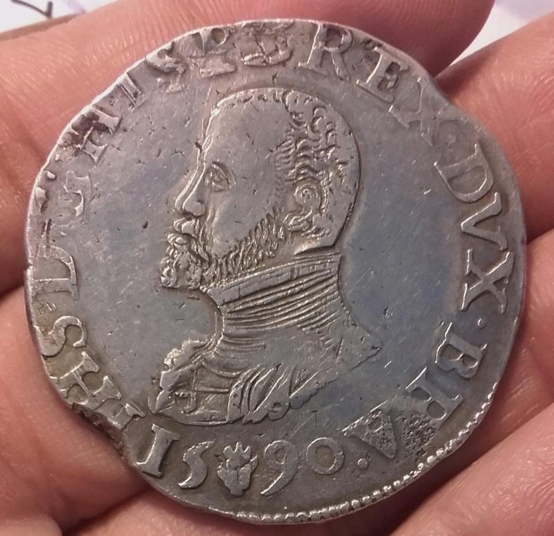 puntos verdes en moneda de plata Img_2051