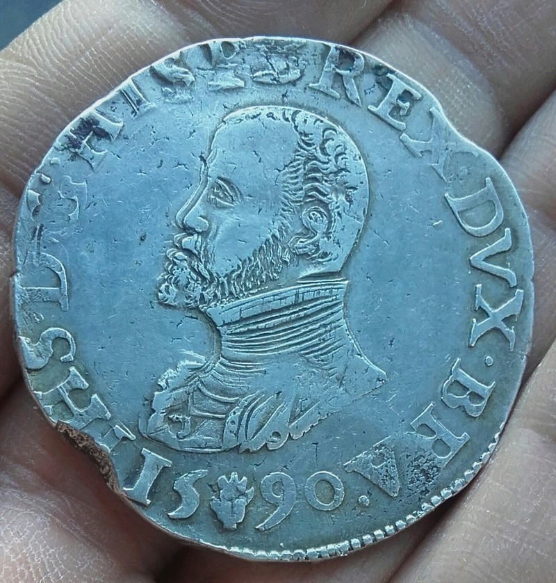 puntos verdes en moneda de plata Img_2053