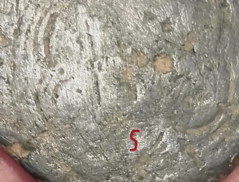 4 maravedís sobre moneda romana Img_2082