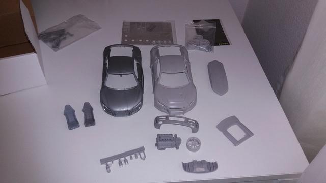 Audi R8 ( Revell) + Kits PPI RAZOR GTR ( C1 Model) - Página 2 20170519