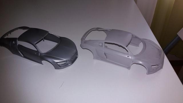 Audi R8 ( Revell) + Kits PPI RAZOR GTR ( C1 Model) - Página 2 20170528