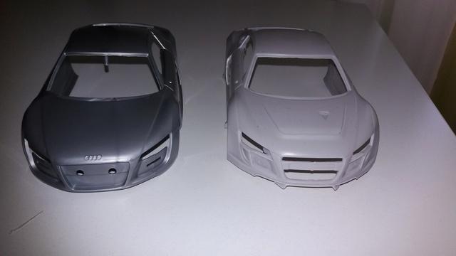 Audi R8 ( Revell) + Kits PPI RAZOR GTR ( C1 Model) - Página 2 20170529