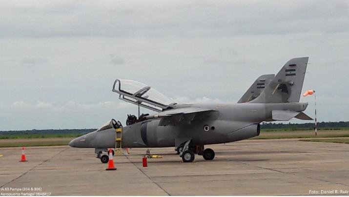 Fotos de la Fuerza Aérea Argentina - Página 3 17884210