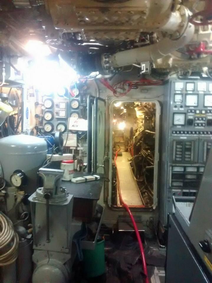 Submarino IKL Clase 209-1200 ARA Salta (S-31) - Página 2 18813811