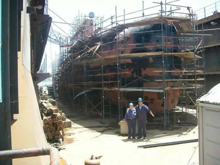 Submarino IKL Clase 209-1200 ARA Salta (S-31) - Página 2 18814110