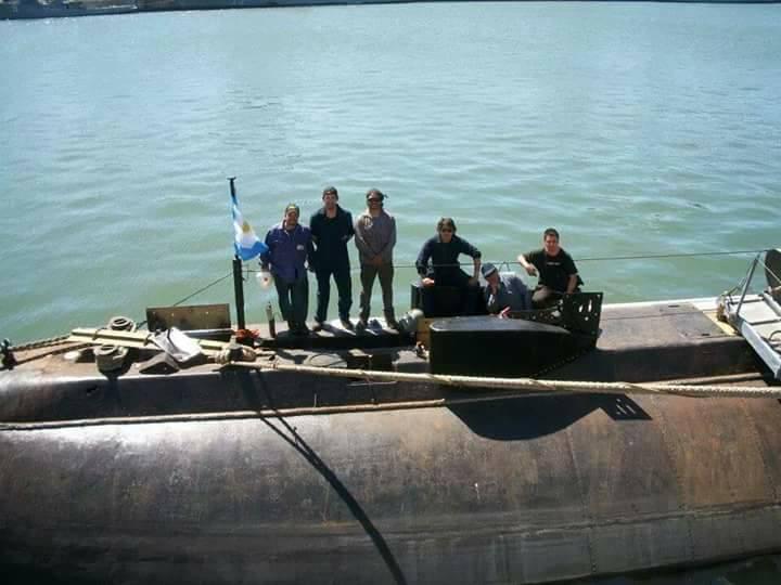 Submarino IKL Clase 209-1200 ARA Salta (S-31) - Página 2 18814210